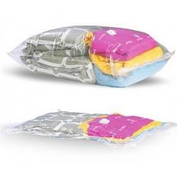 Вакуумні пакети для зберігання одягу речей Kronos Top 50 х 60 см 5 шт (gr_003000)