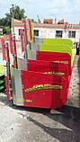 Ріпаковий стіл John Deere 625 Flex ZURN, фото 8