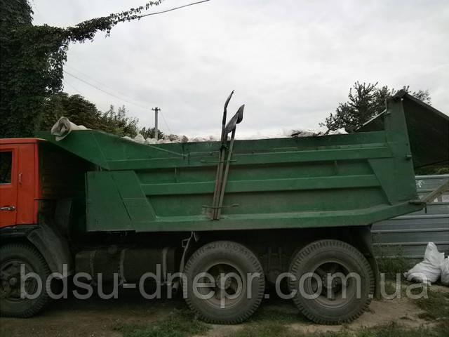 Вывоз мусора после демонтажа отбойным молотком