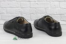 Чоловічі кросівки з Натуральної шкіри 40р, фото 3