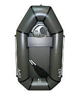 Лодка пвх гребная надувная одноместная ΩMega Delta D-190