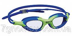 Очки для плавания BECO детские 9930 68 зелено-синие