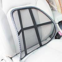Автомобильная Спинка-Подушка Ортопедическая для Авто (BY-102)