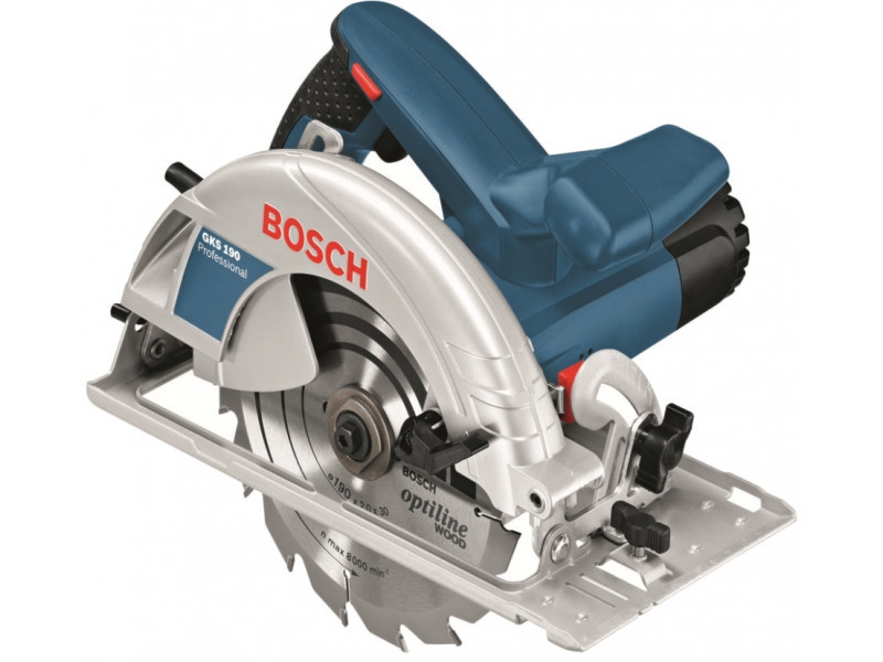 Дисковая пила Bosch GKS 190 0601623000
