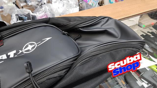 Сумка Beuchat Mundial backpack 2 для длинных ласт и снаряжения