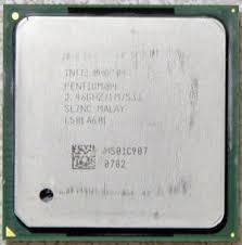 Процессор Intel Pentium Mobile 552 SL7NC 3,4Ghz