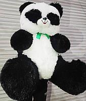 Большая милая плюшевая панда медведь мягкая игрушка 1.3м