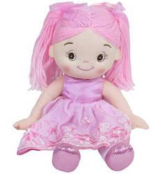 Мягкая игрушка Принцесса С38943 в розовом