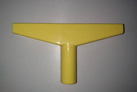 Держатель рам HL Display, Т держатель (желтый), фото 2