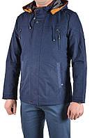 Куртка мужская демисезон Hestovrviio 2207 (XL (44), темно синий )