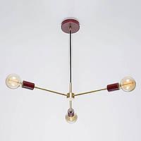 Потолочный светильник Retro Light Tage Бордовый