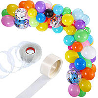Комплект шаров для арки ( 90 шт ) 008