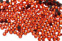 Стразы горячей фиксации DMC, ss10(2.8mm).Цена за 1440шт, Цвет Оранжевый (918)