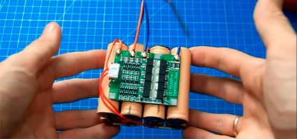 Модули зарядки аккумуляторов, BMS