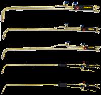 Резаки типа Р1, Р3 удлиненные для разделки металлолома