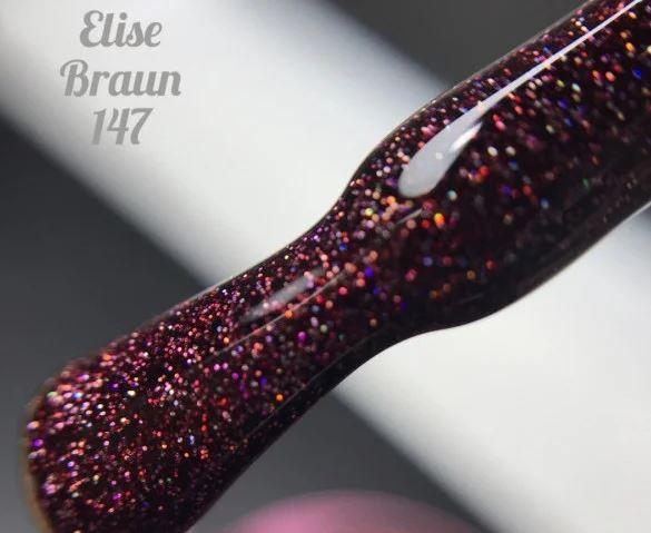 Гель-лак Elise Braun 15 мл, № 147