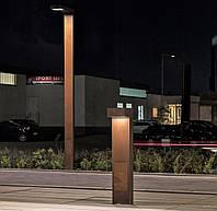 Парковый декоративный LED столб