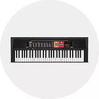 Пианино и Синтезаторы