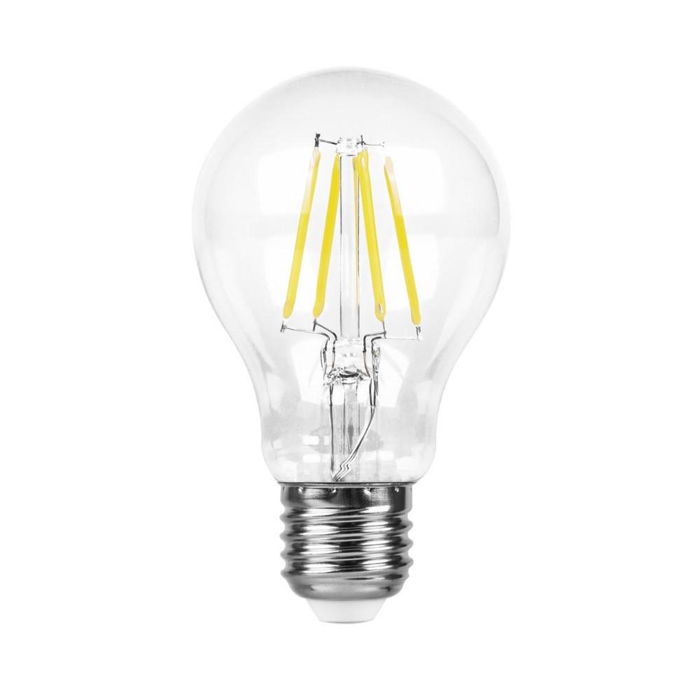 Светодиодная лампа Feron LB-63 A60 Е27 230V 8W 800Lm 4000K