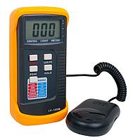 Люксметри (фотометри) для вимірювання освітленості
