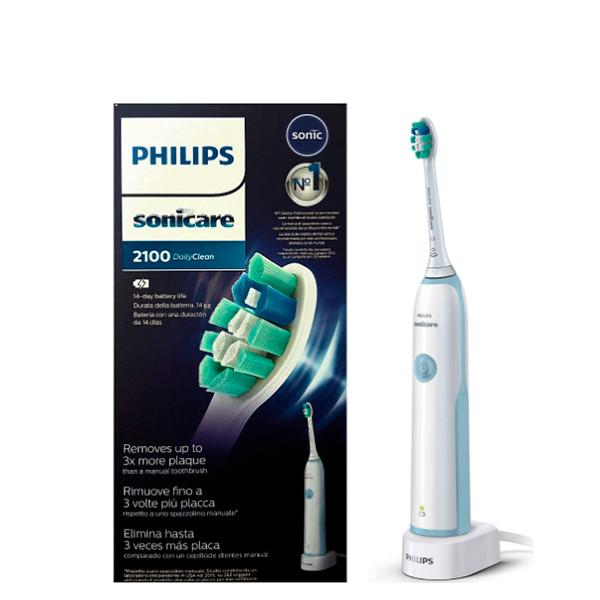 Звукова зубна щітка Philips Sonicare HX3212 - 2100 Daily Clean ЄС