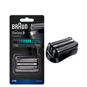 Сітка і ріжучий блок Braun 21B Series 3 ЄС