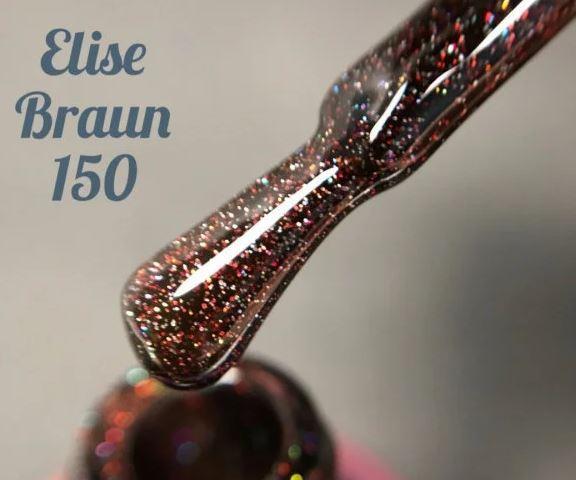 Гель-лак Elise Braun 15 мл, № 150