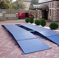 Весы автомобильные АКСИС «Фермер» (30 тонн, 7 метров)