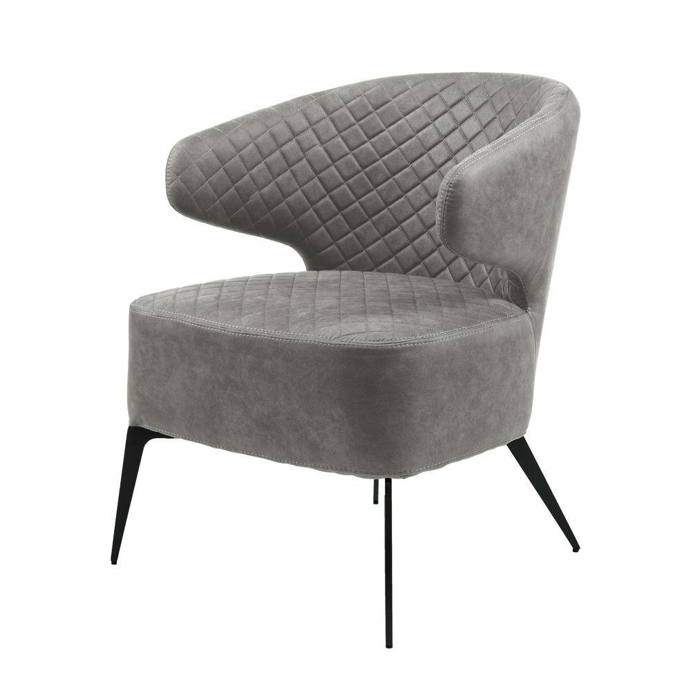 Обеденное кресло KEEN (Кин) шедоу грей в ткани от Concepto