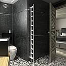 Дизайнерский радиатор-полотенцесушитель Scala, фото 6
