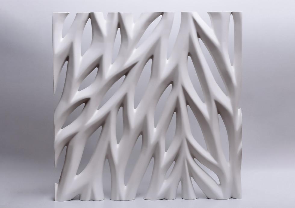 """Гипсовые 3D панели """"Layer"""""""