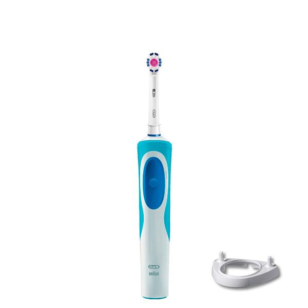 Зубна щітка Oral-B D12.513 Vitality - Відбілююча + підставка ріжок ЄС
