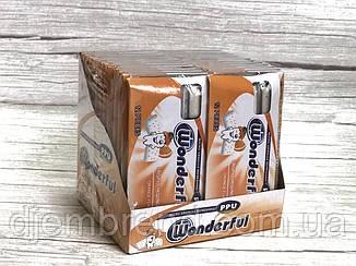 Жевательная резинка Wonderful Апельсин 12 подушечек 24 блистера Турция