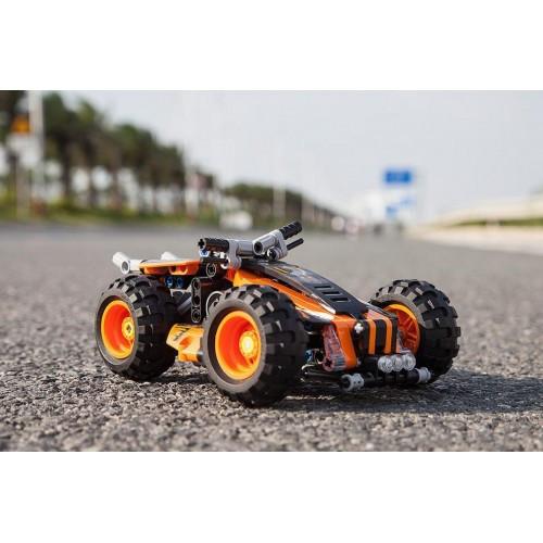 Конструктор 3801 Технік Квадроцикл 266 дет