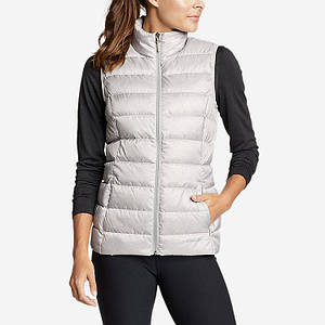 Ультра легкий пуховой жилет Eddie Bauer Women's CirrusLite Down Vest M