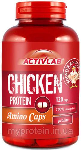 аминокислоты Куриные Chicken Protein Amino Caps (240 caps)