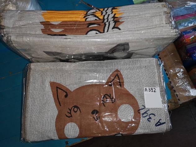Полотенце кухонное льняное 35*70 см (от 12 шт), фото 2