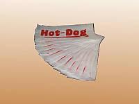Пакеты бумажные под хот-дог и гамбургеры