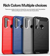 TPU чехол накладка Urban для Xiaomi Redmi Note 8T (4 цвета), фото 1