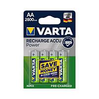 Аккумулятор Varta Pro R2U 5716 2600 мАч блистер 4 шт