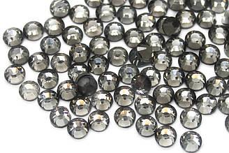 Cтразы DMC, ss20(5mm).Горячая фиксация.Цена за 1440шт, Цвет Black Diamond (932)