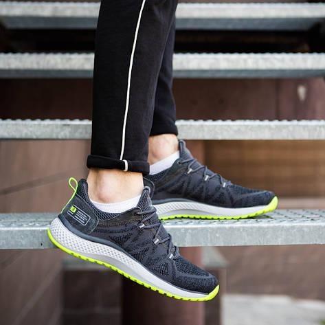 Кросівки чоловічі стильні легкі, фото 2
