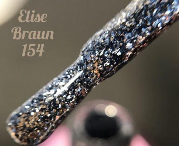 Гель-лак Elise Braun 15 мл, № 154
