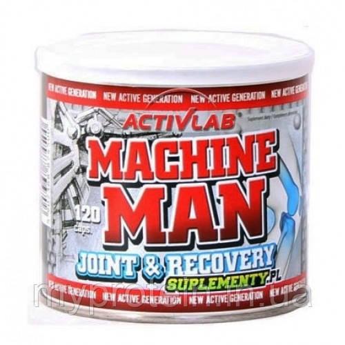Для суставов и связок Machine MAN Joint & Recovery (120 caps)
