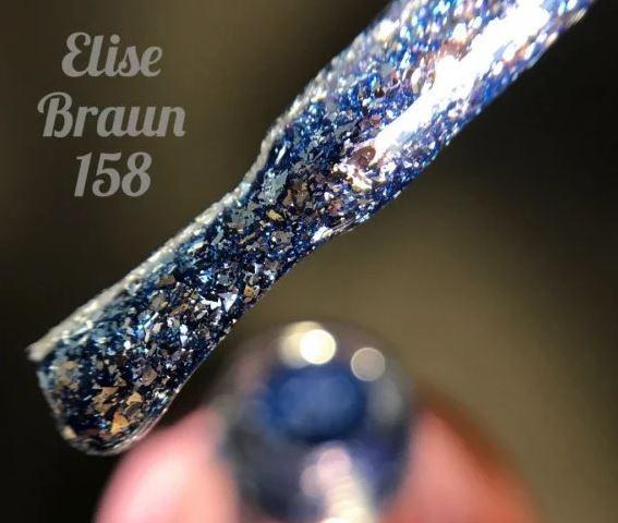 Гель-лак Elise Braun 15 мл, № 158