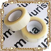 Скотч упаковочный прозрачный 48 мм.*500 м. (6 шт./уп.)