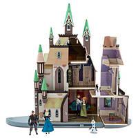 Холодное Сердце Замок Арендель  50см (Frozen Castle of Arendelle Play Set) принцесса Анна, королева Эльза.
