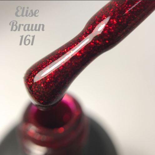 Гель-лак Elise Braun 15 мл, № 161