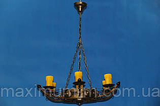 Люстра свеча L2100/6(AB)