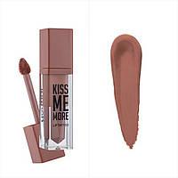 Стойкая матовая жидкая помада Flormar *001 (BABE) KISS ME MORE LIP TATTOO